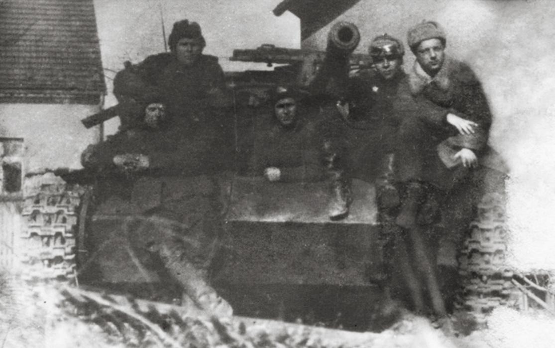 Бригада 8-й самоходной артиллерийской установки